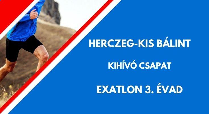 Herczeg-Kis Bálint exatlon kihívó