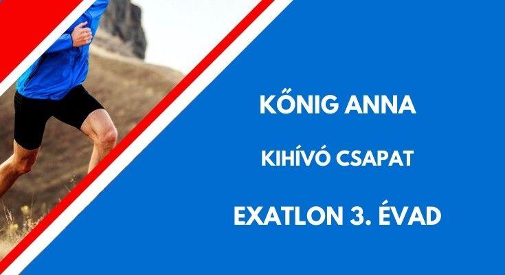 KŐNIG ANNA EXATLON