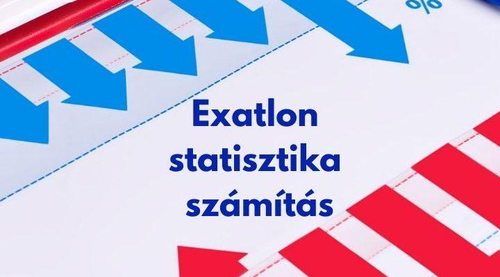 exatlon statisztika számítás
