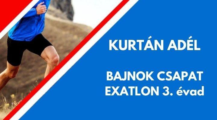 kurtán adél exatlon bajnok