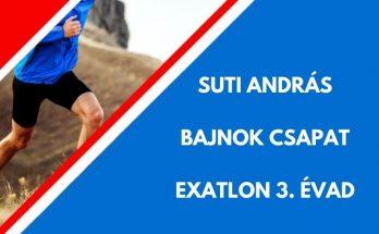 Suti András exatlon bajnok