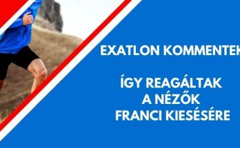 Exatlon kommentek, Szabó Franciska kiesése