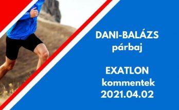 Dani Balázs párbaj kommentek