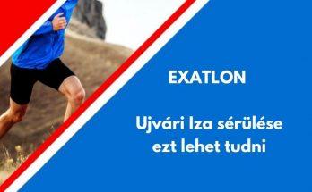 Exatlon Ujvári iza sérülése