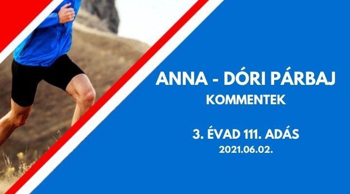 Exatlon Anna Dóri párbaj kommentek