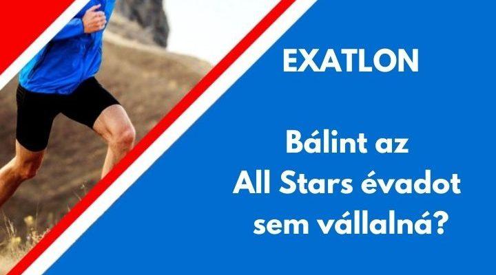 Exatlon Bálint All Stars évad